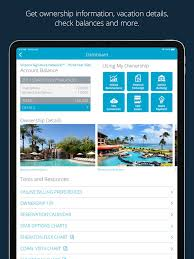 Star Options Chart 2017 Sheraton Vacation Club On The App Store