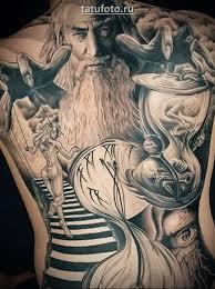 фэнтази тату гендальф серый из властелина колец Tattoos