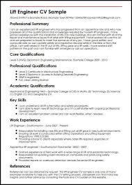 elevator resume sample elevator repair sample resume elnours com