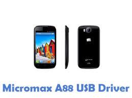 Download Micromax A88 USB Driver