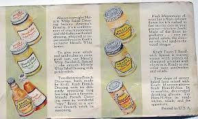 was an old kraft recipe book from 1936 in the back of this little kraft recipe book are pictures of all of the s they had during the 1930 s