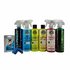 Details About Chemical Guys Starter Car Care Kit 7 Items