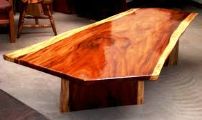 custom made solid timber coffee table by time 4 timber