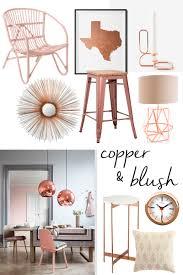 Copper & Blush Accents | The LV Guide