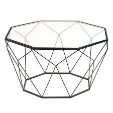 coffee table drawing.  Table 2500x2500 Urban Designs Modern Diamond Black Metal And Glass Coffee Table Intended Drawing P