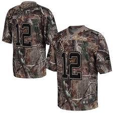 Camouflage Tom Brady Camouflage Tom Jersey