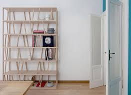Full Size of Shelving:free Standing Shelves Amusing Double Sided Bookcase  Wonderful Free Standing Shelves ...