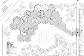 Hexagon House Floor Plan Superb Special Features Bedrooms Full Hexagon House Plans