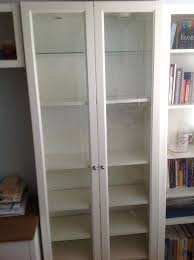 Glass shelves bookcase Metal Ikea Glass Shelves Billy Lighting Billy Bookcase With Glass Panel Doors Shelf Ikea Glass Ikea Glass Shelves Smith Gray Ikea Glass Shelves Billy Bookcase With Glass Doors Dark Blue Cm With