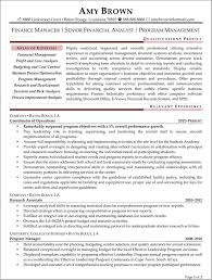 budget analyst resume samples