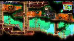 Terraria Tree House Youtube