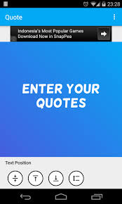 Quote Maker App Simple Download Quote Generator Super Grove