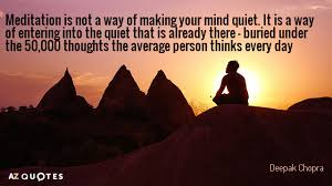 Meditation Quotes Fascinating TOP 48 MEDITATION QUOTES Of 48 AZ Quotes