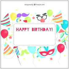 Free Printable Birthday Invitations Party Invitation Card