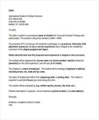 Recommendation Letter From Employer For Student 54 Recommendation Letter Example Templates Free Premium