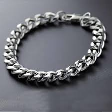 <b>oulai777</b> Wholesale <b>stainless</b> steel chain on hand for mens bracelet ...