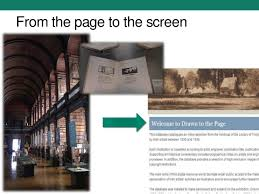 Angela Griffith and Emma Clarke (TCD): Drawn to the page and screen –…