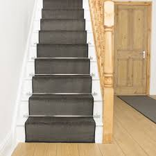 dark grey stair runner rug festival free delivery plus a no quibble 30 day returns policy