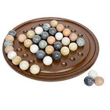 Wooden Game With Marbles Solitaire Handcrafted Wooden Game With Marbles Arolly Exclusive 6