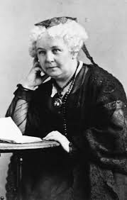 declaration of sentiments and resolutions elizabeth stanton