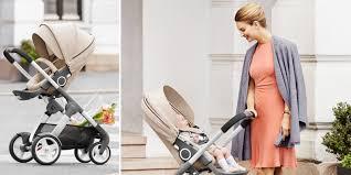 the flexible comfort stokke® crusi pushchair