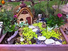 Fairy Garden Pictures Mini Fairy Garden The Addition Of A Magical Fairy Garden Is A
