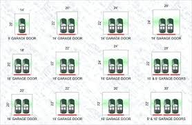Standard Two Car Garage Size Google Searchdimensions Of A Double Car Garage Size