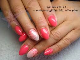 Gel Lak Mini Star 64 5ml Lososový