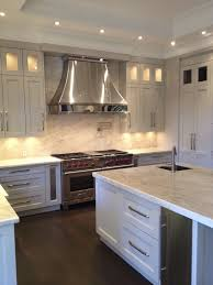 stainless steel kitchen hood. Brushed And Polished Stainless Steel Range Hood Www.customrangehoods.ca Kitchen E