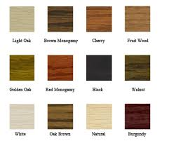 fiberglass doors stain option