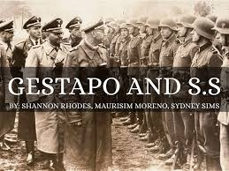 Image result for gestapo pictures