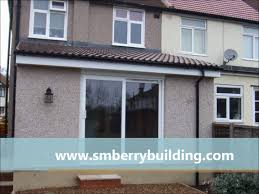 Small Kitchen Extensions How To Build A Single Storey Home Extension In Sidcup Kent In Six