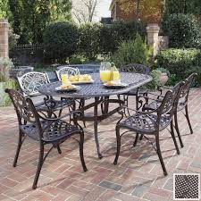 outstanding easy dining room styles for beautiful iron outdoor table aluminum as well as adorable metal patio furniture sets
