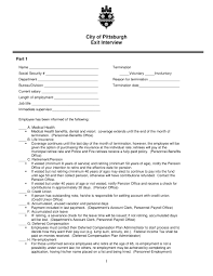 10+ Employee Exit Questionnaire Examples - Pdf