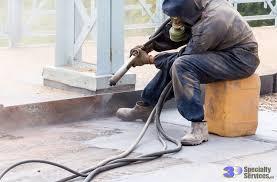 professional sandblasting services