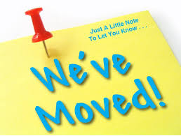 Image result for we've moved pics