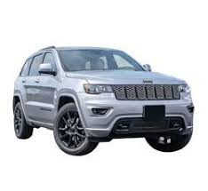 Jeep Grand Cherokee Trim Comparison Chart 2019 Jeep Grand Cherokee Trim Levels W Configurations
