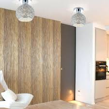 Großhandel Moderne Kronleuchter Kreative Aluminium Deckenleuchte Kristall Kronleuchter Für Wohnzimmer Schlafzimmer Flur Und Schrank Von Flymall