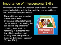 definition of interpersonal skills communication and interpersonal skills