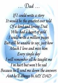 dad i miss you every day