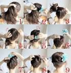Поэтапные картинки причесок на короткие волосы 99