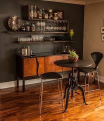 wall bar ideas home bar contemporary with metallic garden stool home bar