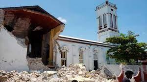 Haiti after 7.2 magnitude earthquake ...