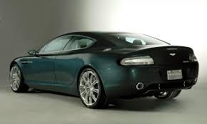 2006 Aston Martin Rapide Concept 30