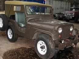 about willys vehicles m38a1 bill clements 1957 m38a1