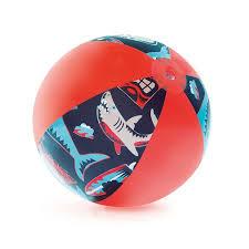 Beach ball in ocean Intex Inflatable Clipartmax Intex Inflatable Ocean Beach Balls Design May Vary Walmartcom