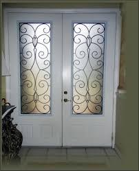 Single Wrought Iron Front Doors Choice Image - Doors Design Ideas