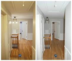 Natural light wood floor Birch Sherwin Williams Big Chill With Oak Floor White Wainscoting Natural Light And Light Bulbs On Kylie Interiors Edesign Reclaimed Flooring Company Sherwin Williams Big Chill With Oak Floor White Wainscoting