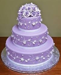beautiful white and purple wedding cakes. Purple Is Certainly Not One Of My Favorite Colors But Have You Ever Searched For Beautiful White And Wedding Cakes