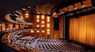 Kennedy Center Eisenhower Hall Theater Seating Chart Washington Dc Performance Halls W Concerts Live Music